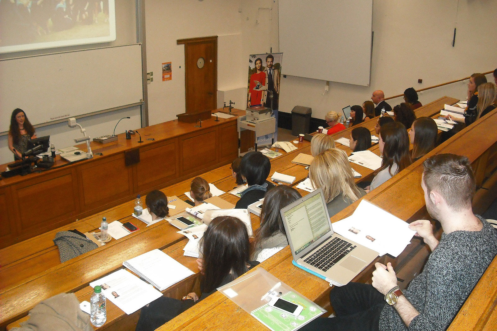 Student Seminar 2015:  Careers In Fashion