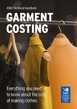 Garment Costing E-Book - Everything you need to know about the cost of making clothes