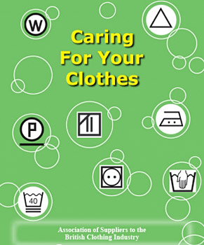 Caring For Your Clothes - 2013 Edition