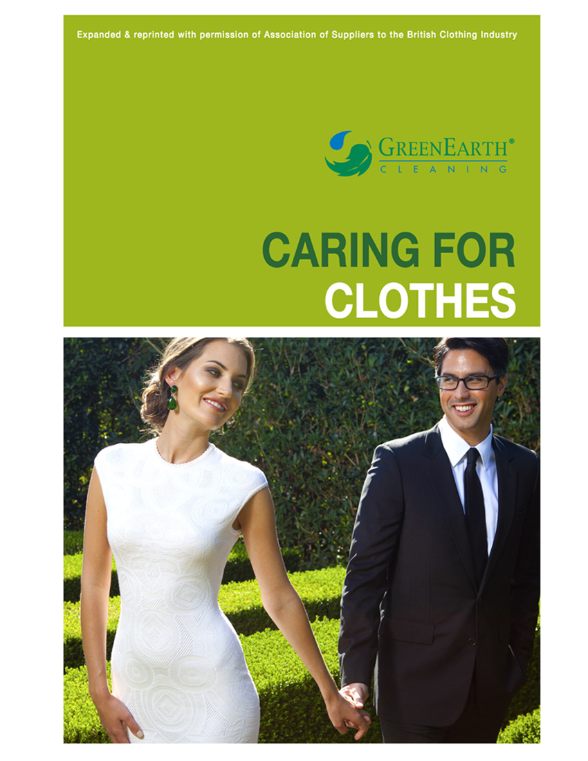 GreenEarth Caring For Clothes - International Edition (2017)