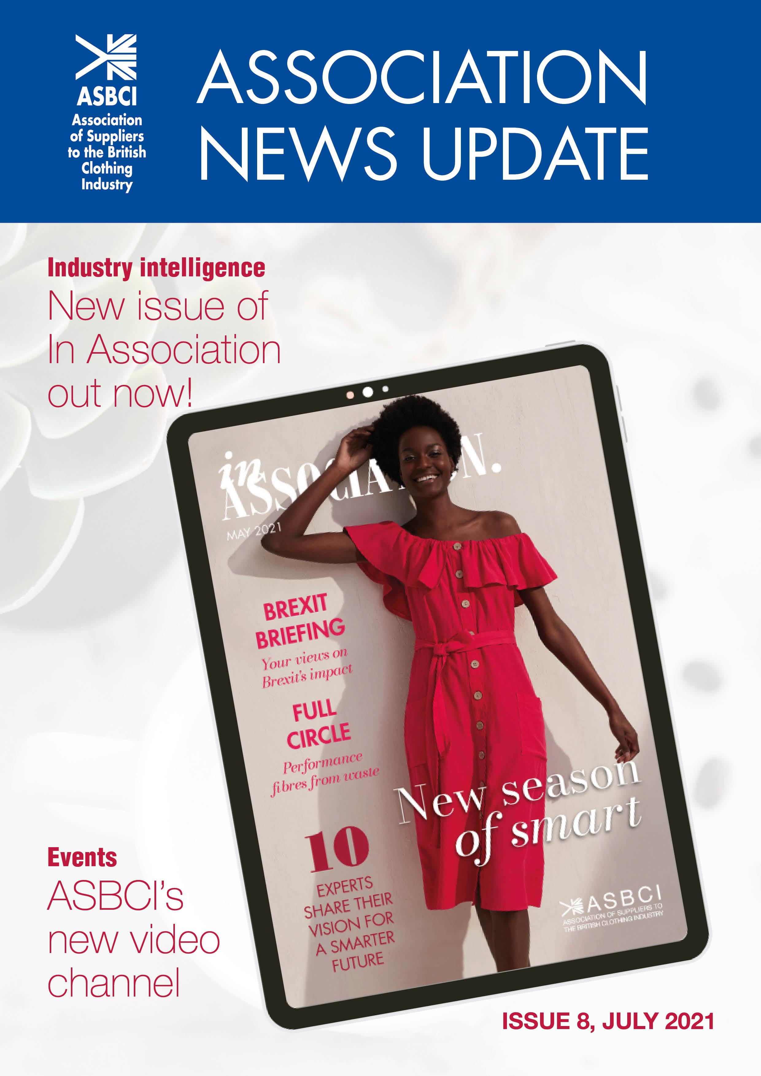 Issue 8 Association News Update
